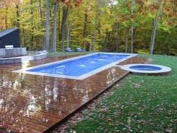 Pool Deck Installation